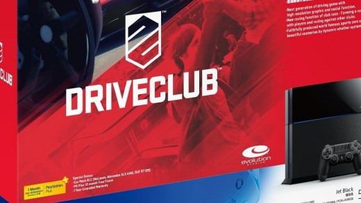 Le Bundle PS4 + DriveClub