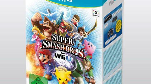 Smash Bros + La manette GameCube. Dommage que ce ne soit pas un collector...