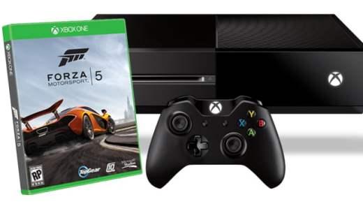 La Xbox One et Forza 5 débarquent chez Otakugame.fr !