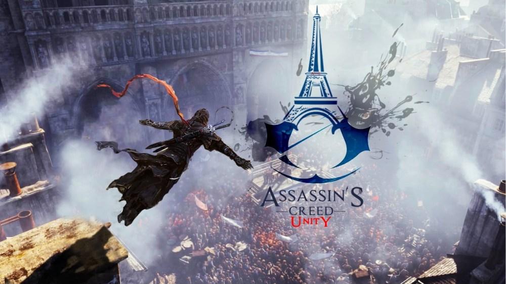 Assassin's Creed Unity à Pas cher avec Otakugame.fr !