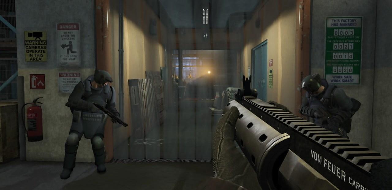GTA V en vue FPS : Le killer de Call of Duty ?