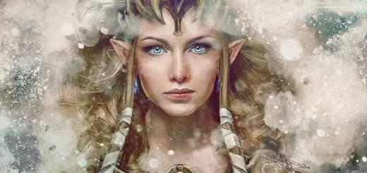 Zelda, par Barrett Biggers