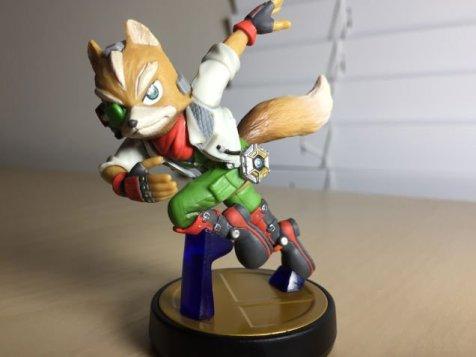 Nouvelles photos des figurines Amiibo