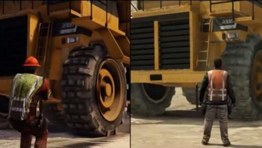 La comparaison graphique de GTA V sur PS3 et PS4 !