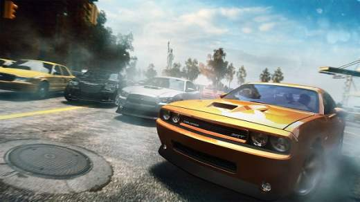 Test de The Crew [Bêta 2] sur Xbox One !