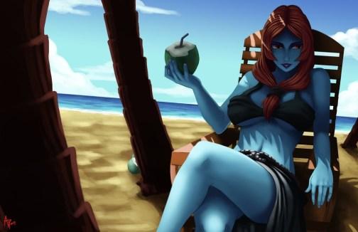 beach_midna_by_parsujera-d73f2gq