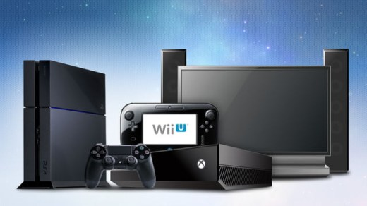 Calendrier des sorties Xbox One / PS4 / Wii U
