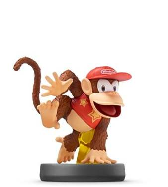 Amiibo Diddy Kong Commercial