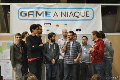 Les gagnants de la GameàNiaque 2014 !