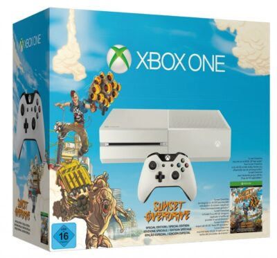Pack Sunset Overdrive Xbox One