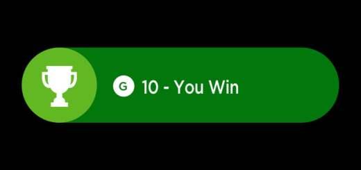 10G. You Win. Merci Captain Obvious !