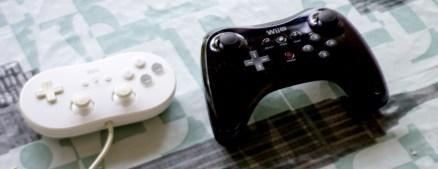 Wii U Pro Controller vs Wii Classic Controller