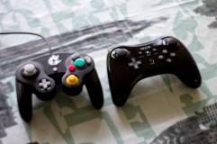 Wii U Pro Controller vs Gamecube Controller