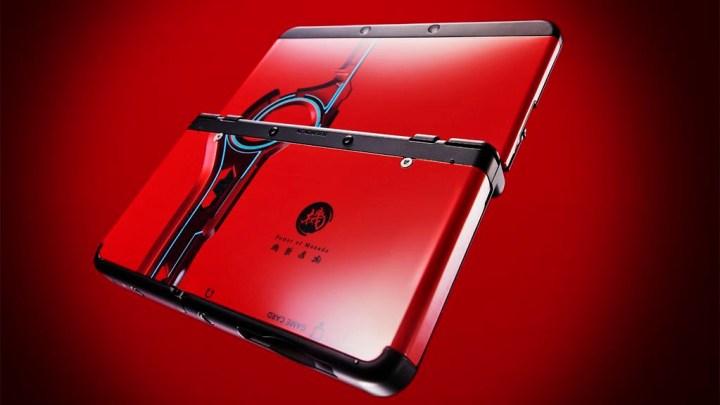 Nintendo Japon dévoile la coque New 3DS Xenoblade !