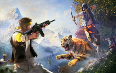 Far Cry 4. Approved by Aonuma ;) !