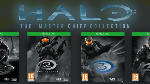 Halo : The Master Chief collection sera en promo la semaine prochaine !