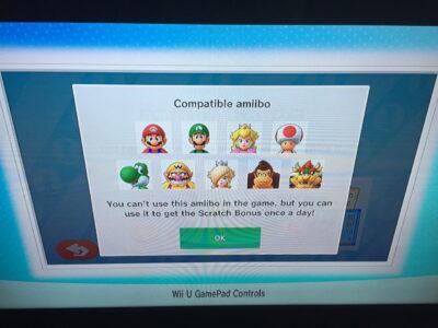 Amiibo Compatible Mario Party 10...