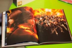 Artbook Final Fantasy Type-0 HD