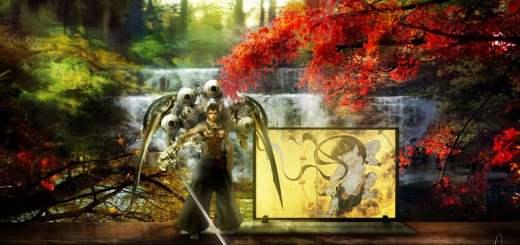 Artwork de Final Fantasy Type Next