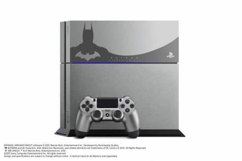 PS4 édition limitée Batman Arkham Knight