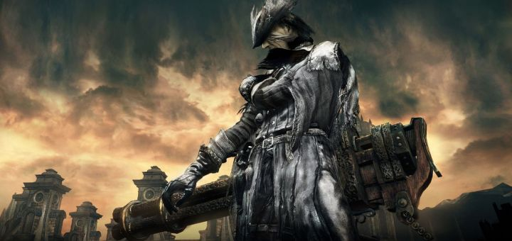 Bloodborne is here !