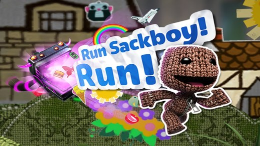 Run Sackboy! Run !