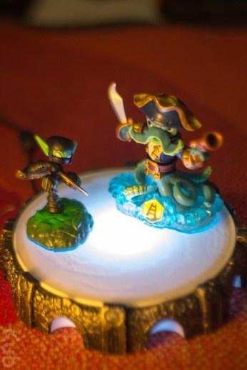 Les figurines Skylanders Swap Force sont plutôt sympas !