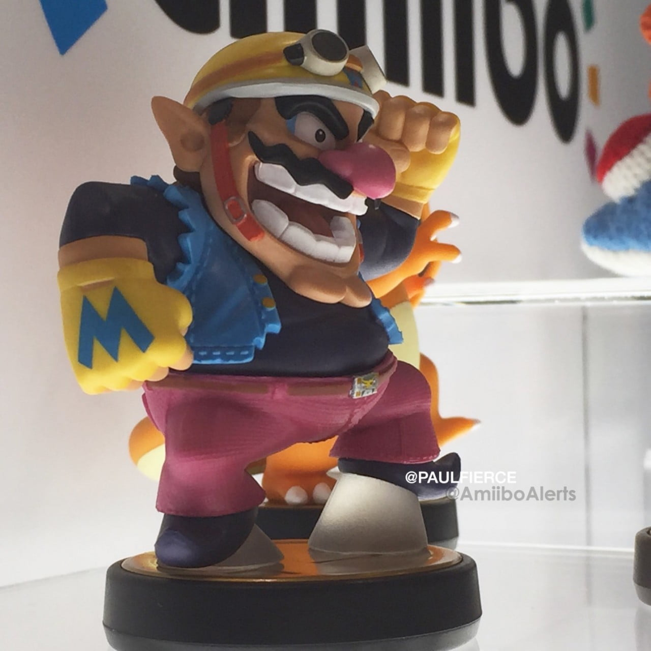 Photos HD des nouveaux Amiibo Splatoon, Wooly Yoshi et