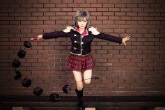 Final Fantasy Type-0 HD : Cosplay de Seven