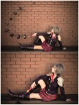 Final Fantasy Type-0 HD : Cosplay de SevenFinal Fantasy Type-0 HD : Cosplay de Seven