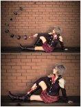 Final Fantasy Type-0 HD : Cosplay de SevenFinal Fantasy Type-0 HD : Cosplay de Seven