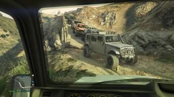 GTA V Offroad