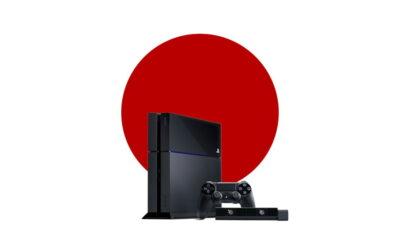 Le Japon et la PS4 : Une grande histoire d'amour !