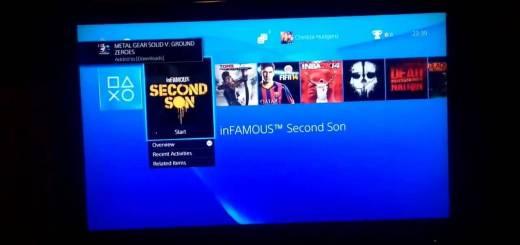 Tous ces jeux seraient des jeux PS4 piratés...