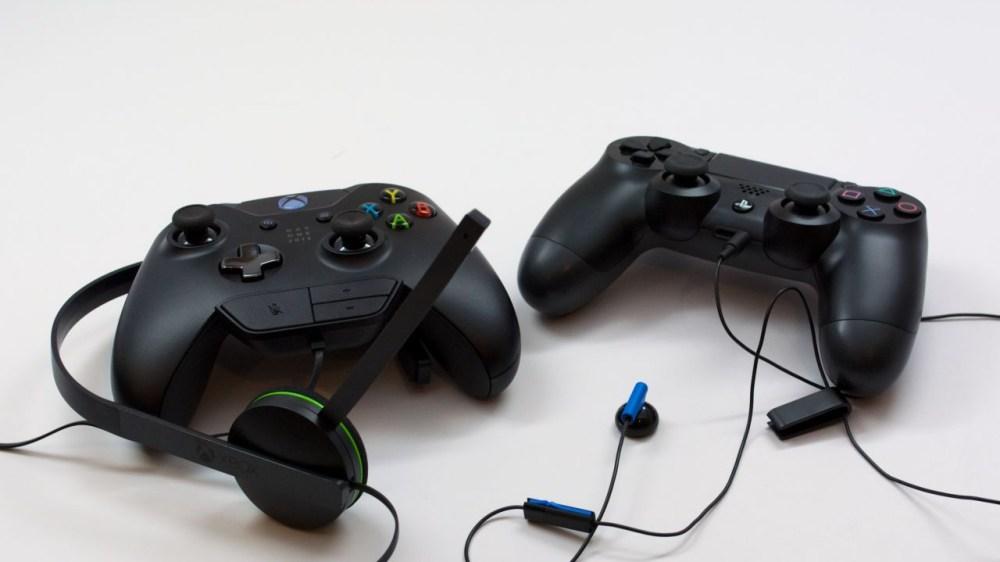PS4 et Xbox One + les soeurs ennemies...