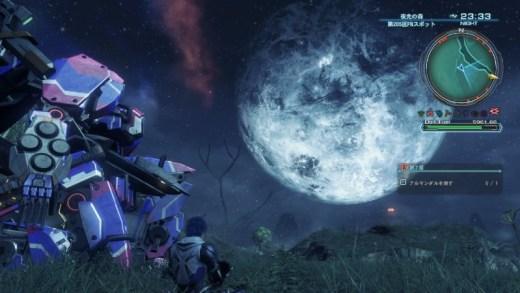 Xenoblade Chronicles X illustre son cycle jour/nuit !