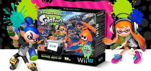 Bundle Wii U Splatoon