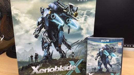 Un sacré bundle collector comprenant la Wii U, un Artbook et Xenoblade Chronicles X !