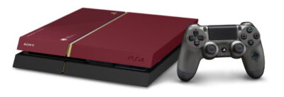 La PS4 édition collector MGS V