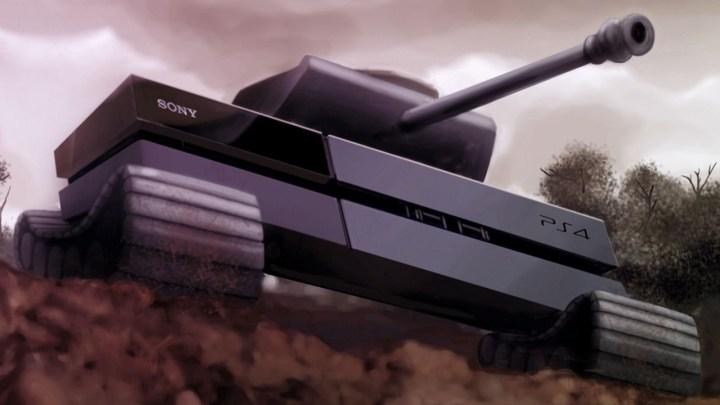La PS4 est un véritable tank inarrêtable en Europe (& au Japon) !