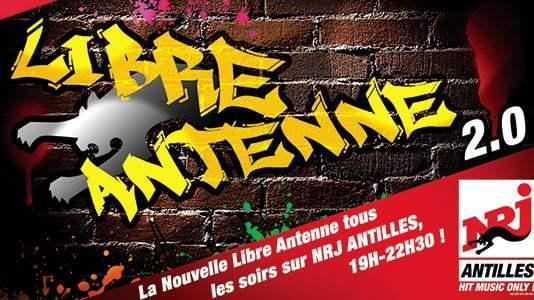 My Libre Antenne, avec NRJ ANTILLES !