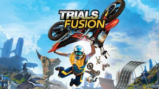 Trials fusion, un jeu au potentiel de fun sous estimé !