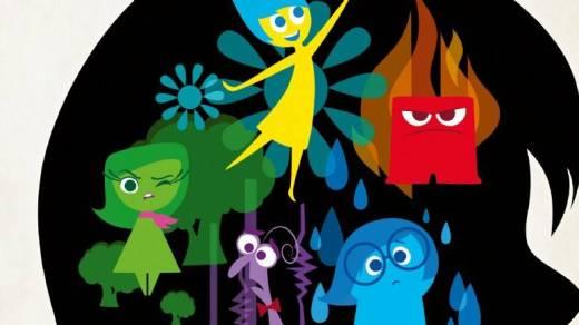 Vice Versa, le dernier Disney Pixar, semble être très, très interessant...