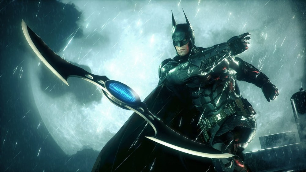Batman Arkham Knight n'abandonnera pas le PC !