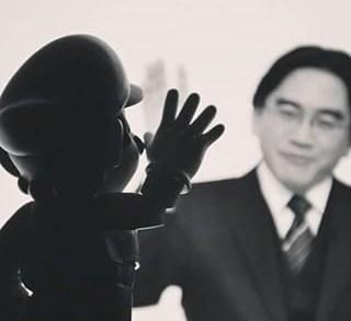 Goodbye sir Iwata