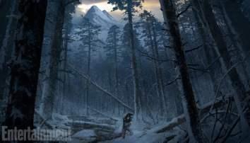L'artbook sera composé de nombreuses illustrations de Rise of The Tomb Raider