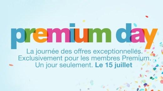 La premium day, des promotions de folie le 15 juillet ?