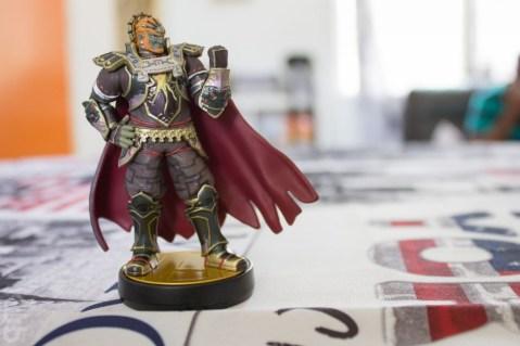 L'Amiibo Ganondorf est un bon cru !