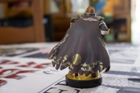 Amiibo Ganondorf dispose d'une finition exemplaire !