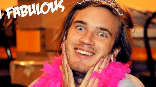PewDiePie et ses 9 milliards de vues...